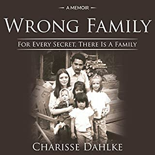 Wrong Family audiobook cover art