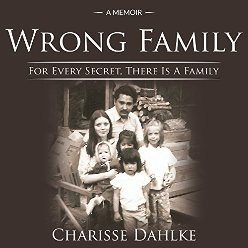 Couverture de Wrong Family