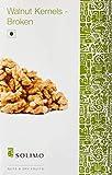 Amazon Brand - Solimo Premium Walnut Kernels - Broken,Dried,500g