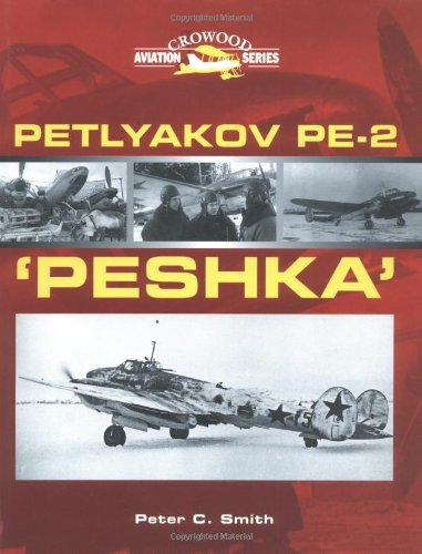 Petlyakov Pe-2 Peshka (Crowood Aviation)