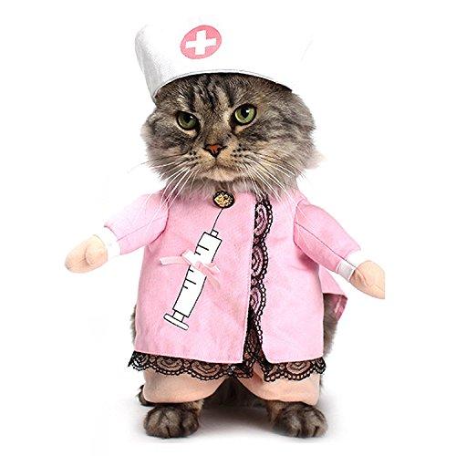 L-Peach Disfraz de Enfermera Ropa Traje...
