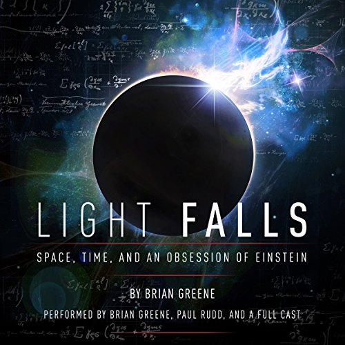Light Falls audiobook cover art