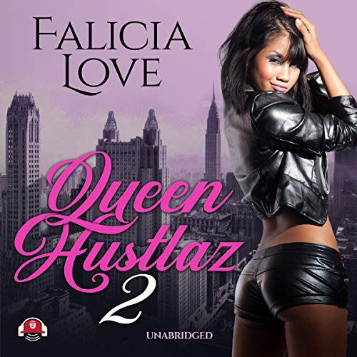 Queen Hustlaz, Part 2 audiobook cover art