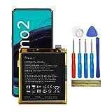 Fruisiy Batería BLP735 para Oppo Reno 2 PCKM70 PCKT00 PCKM00 CPH1907 + herramientas
