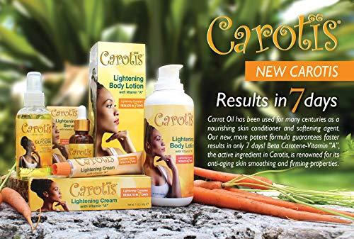 Carotis Lightening Cream with Vitamin A 30g