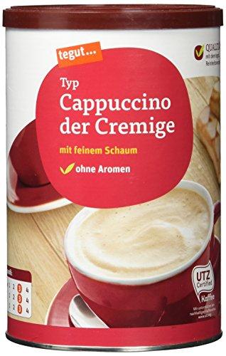 tegut… Cappuccino der Cremige, 8er Pack (8 x 200 g)
