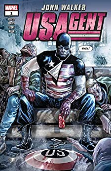 U.S.Agent (2020-) #1 (of 5) by [Christopher Priest, Marco Checchetto, Georges Jeanty]