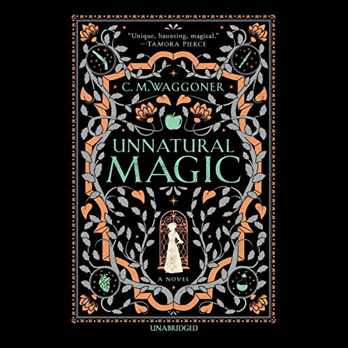 Unnatural Magic audiobook cover art