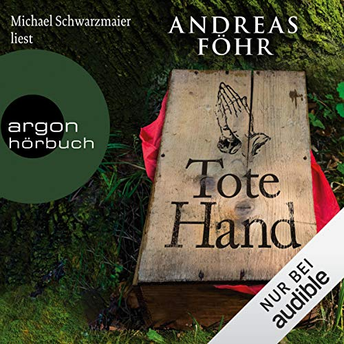 Tote Hand audiobook cover art