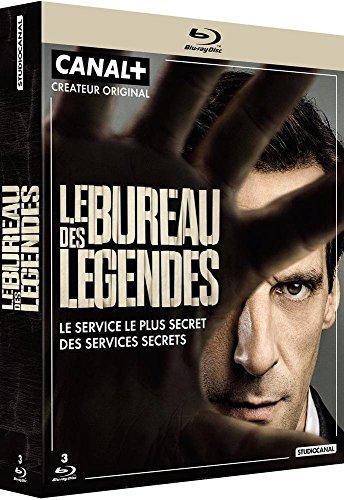 Coffret Le Bureau Des L??Gendes, Saison 1 (3 Blu-Ray) [Edizione: Francia]