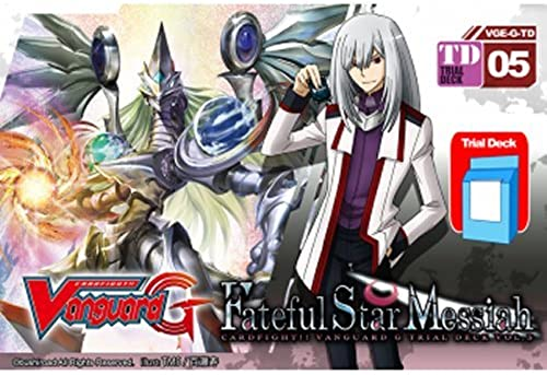 Cardfight   Vanguard G Trial Deck Vol. 5  Fateful Star Messiah by Bushiroad