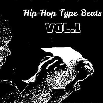 Hip-Hop Type Beats Vol.1 (Instrumental version)