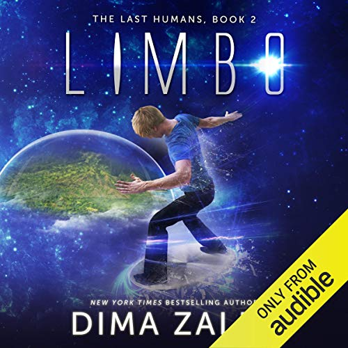 Limbo Audiobook By Dima Zales, Anna Zaires cover art