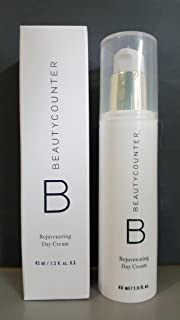 BeautyCounter Rejuvenating Day Cream - Full Size 1.5 oz