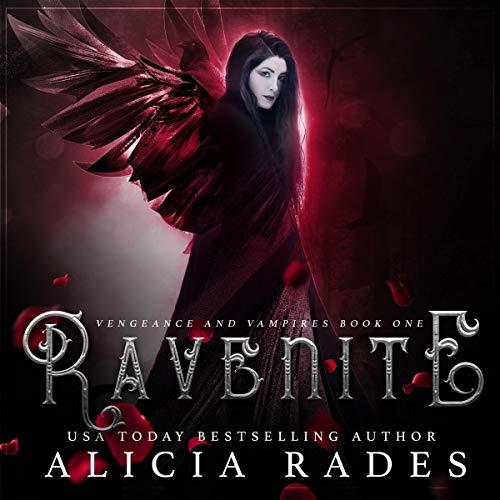 Ravenite audiobook cover art
