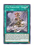 遊戯王 英語版 FIGA-EN020 Fire Formation - Ingen (シークレットレア) 1st Edition