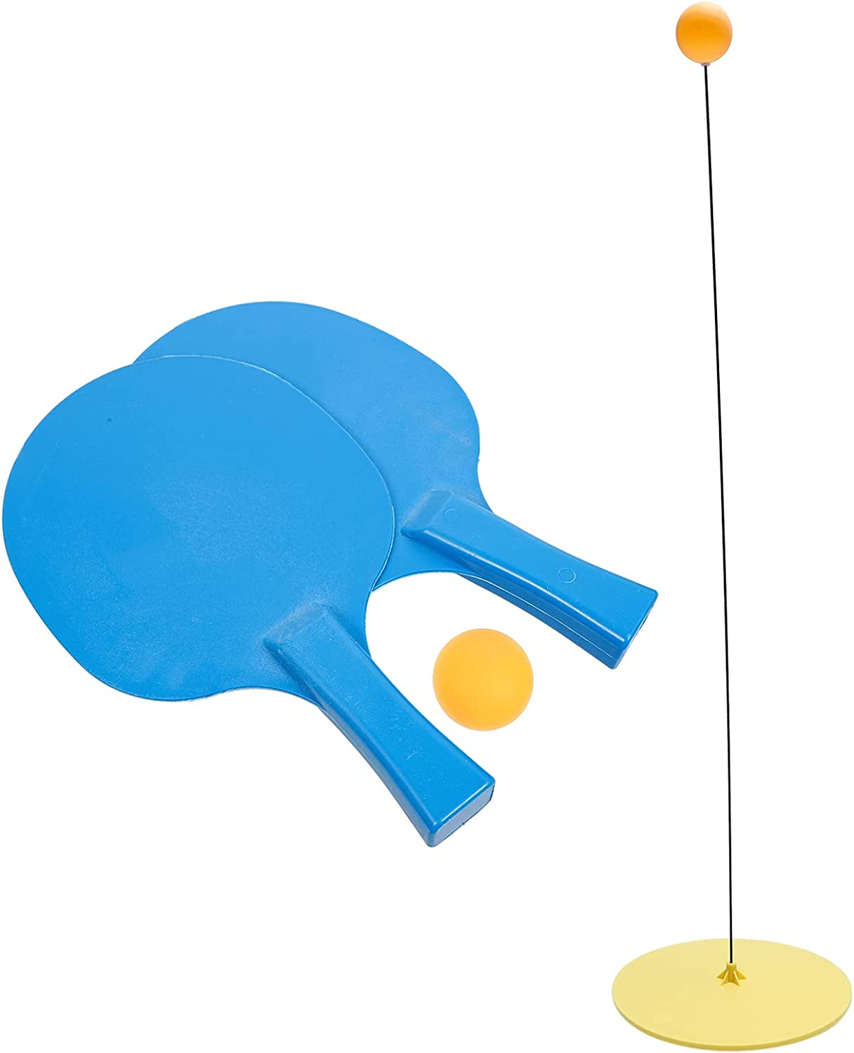 Amosfun 1 Set Pong Trainer Table Tennis Elastic Training Popular shop is the lowest price challenge Sh New life Soft