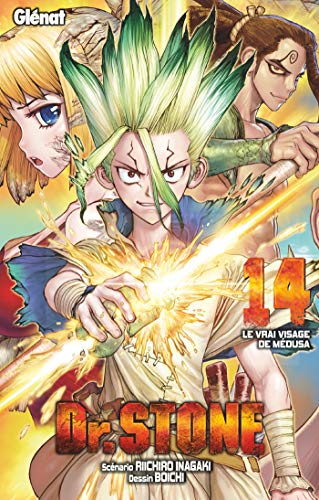 Dr. Stone Edition simple Tome 14