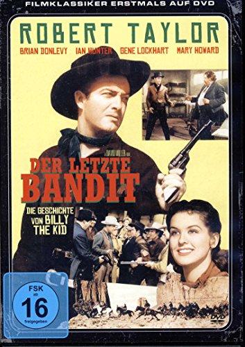 Der Letzte Bandit-die Geschichte Von Billy the Kid