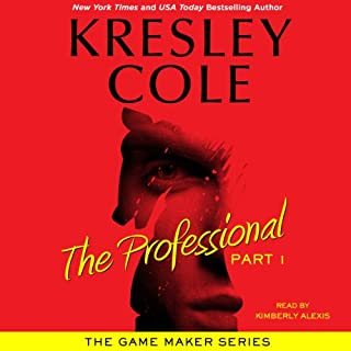 The Professional: Part 1 audiobook cover art