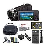 Sony HD Video Recording HDRCX405 HDR-CX405/B Handycam Camcorder...