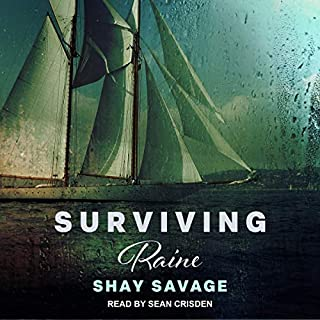 Surviving Raine audiobook cover art