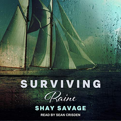 Surviving Raine audiobook cover art