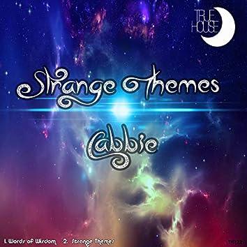 Strange Themes