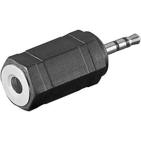 Audio Adapter 62717 3 5 To 2 5mm Klinke Bu St Elektronik