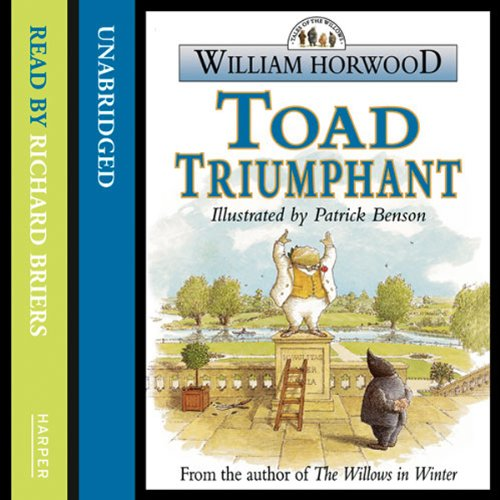 Toad Triumphant cover art