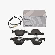 BMW Rear Brake Pads Pad Set Genuine OE 84296 + Sensor 89493 (VIN#REQUIRED)