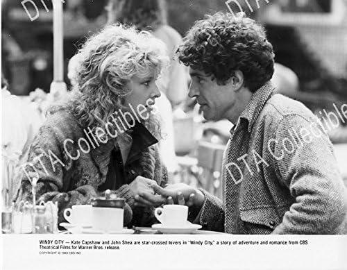 MOVIE PHOTO: supreme WINDY CITY-1984-KATE 1 year warranty CAPSHAW-JOHN S 8