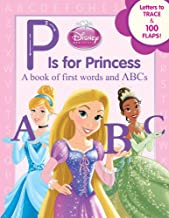 Disney Princess P Is for Princess