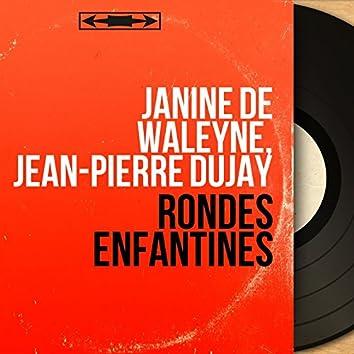 Rondes enfantines (feat. Yvon Alain et son orchestre) [Mono Version]