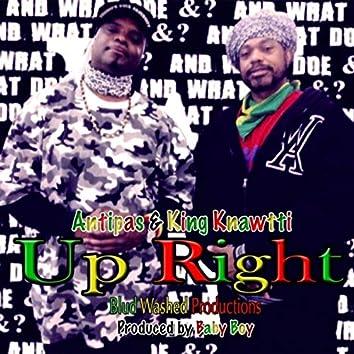 Upright (feat. King Knawtti)