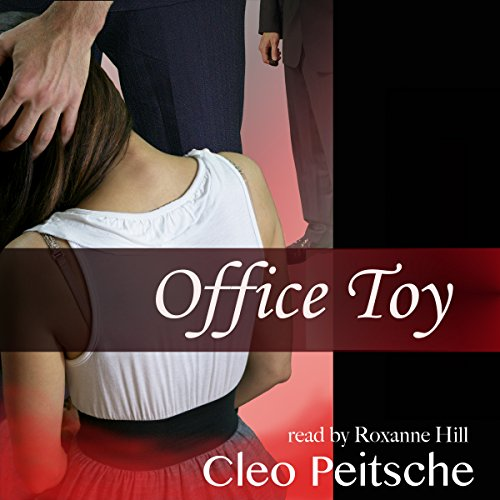 Office Toy audiobook cover art