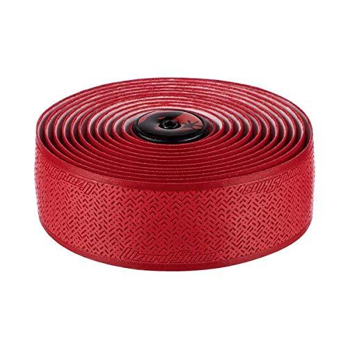 Lizard Skins Dsp Bartape 2.5mm Accessoires, Crimson Red, Einheitsgröße