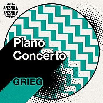 Piano Concerto Grieg