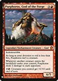 Magic: The Gathering - Purphoros, God of The Forge - Mystery Booster - Theros