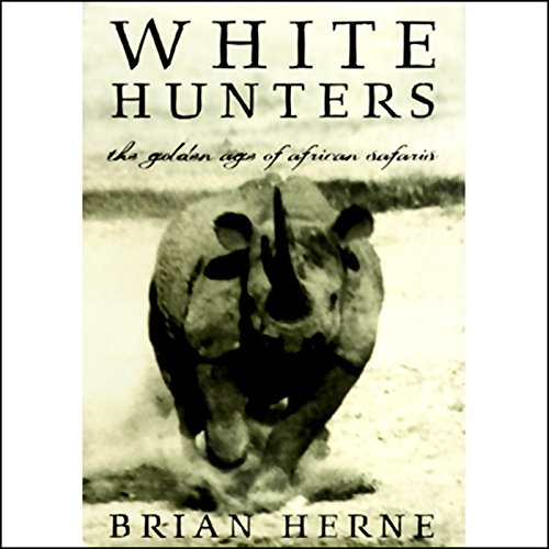 White Hunters  cover art