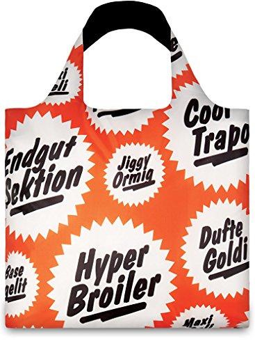 LOQI PETER ZIZKA Mega Bag - Einkaufstasche