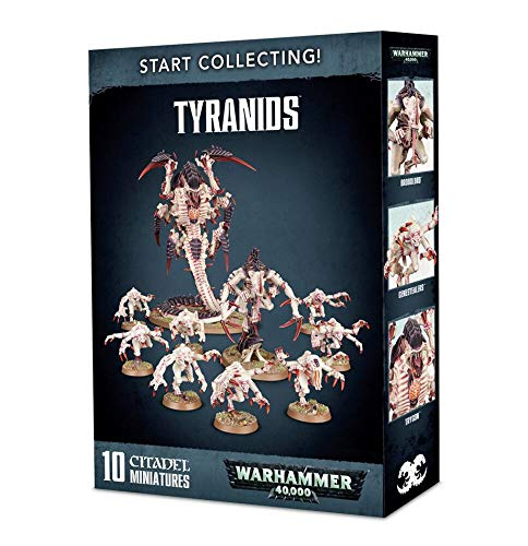 Games Workshop 99120106041 Start sammeln tyranids Miniatur