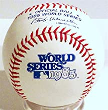 Rawlings 1985 Official World Series Game Baseball