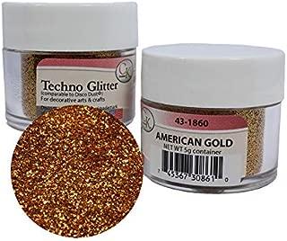 Techno Glitter - American Gold 2Pack