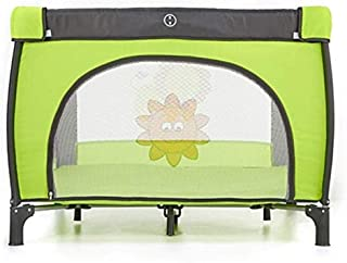 MWPO Baby Barrier Foldable With creep mat and 100 balls  Portable baby playpen  Suitable for children s crib high bed rails