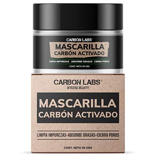 Mascarilla Faciales Carbon marca CARBON LABS INTENSE BEAUTY