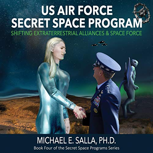 US Air Force Secret Space Program cover art
