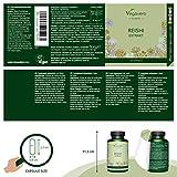 Zoom IMG-1 reishi vegavero 1000 mg 120