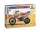 Outletdelocio.. Italeri 4642. Maqueta Moto Yamaha Tenere 660cc 1986. Paris-Dakar. Kit de Montaje. Escala 1/9