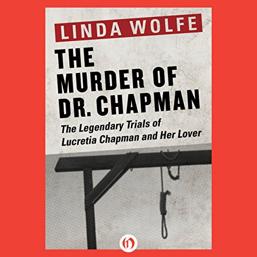 The Murder of Dr. Chapman audiobook cover art
